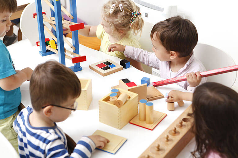 How Tactile Learning Enhances Your Child's Education